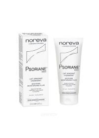 Молочко успокаивающее для шелушащейся кожи Noreva Psoriane 200 мл.