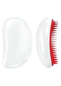 Расческа для волос Tangle Teezer Salon Elite Christmas White-Red