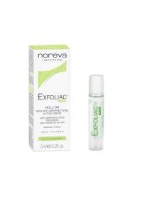 Роликовый карандаш для проблемной кожи Noreva Exfoliac 5 мл.