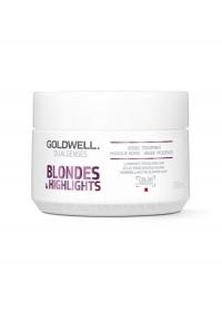 Интенсивная маска для осветленных волос Goldwell 200 мл.