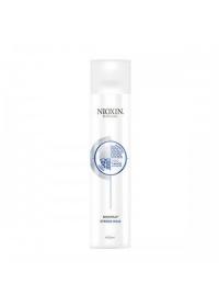 Лак сильной фиксации для жестких волос Nioxin 3D Styling 400 мл.