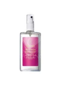 Розовый дезодорант от пота с шалфеем Weleda 100 мл.