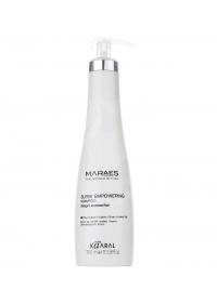 Шампунь для прямых поврежденных волос Kaaral 300 мл.