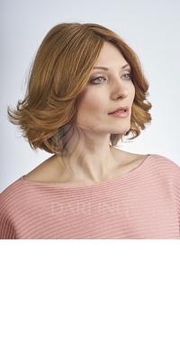 Натуральный парик Сара (35 см)