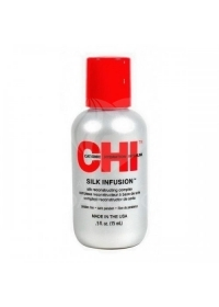 Гель восстанавливающий CHI Infra Silk Infusion Treat  15 мл.