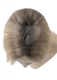 Микросистема из натуральных волос (32,5 см)