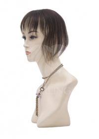Накладка теменная из натуральных волос (15 см)