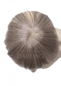 Микросистема из натуральных волос Топик (15 см)