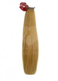 Хвост на ленте из натуральных волос (50 см)