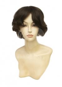 Натуральный парик Виктория (15 см)