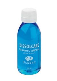 "Лосьон для снятия лент и клея ""Dissolcare"" синий, 150мл"