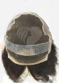 Система волос на сетке из натуральных волос арт. 04 (40 см)