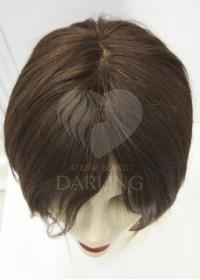 Система волос на сетке из натуральных волос арт. 06 (30 см)