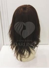 Система волос на сетке из натуральных волос арт. 32-2 (40 см)