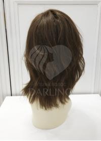 Система волос на сетке из натуральных волос арт. 06-2 (30 см)