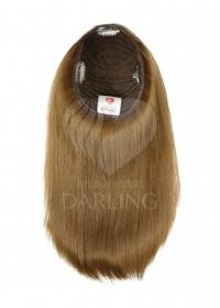 Шиньон Каскад из натуральных волос (40 см)