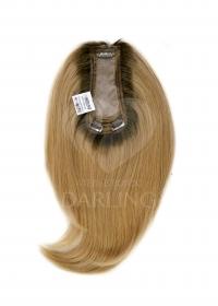 Накладка пробор из натуральных волос (35 см)