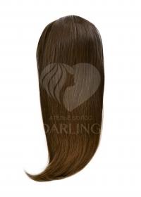 Шиньон Каскад из натуральных волос (55 см)