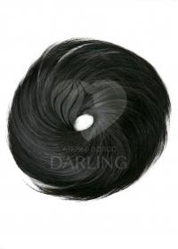 Шиньон резинка из натуральных волос арт.001
