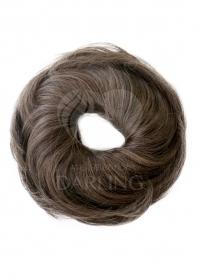 Шиньон резинка из натуральных волос арт.003