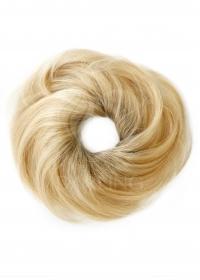 Шиньон резинка из натуральных волос арт.004