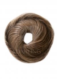 Шиньон резинка из натуральных волос арт.008
