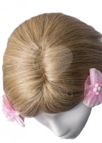 Детский парик из натуральных волос Бетти