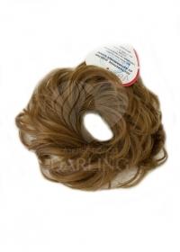 Шиньон резинка из волос (10 см)