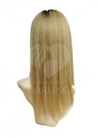Полупарик Велория из натуральных волос (40 см)