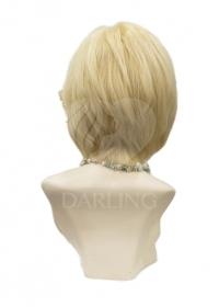 Натуральный парик Злата (30 см)
