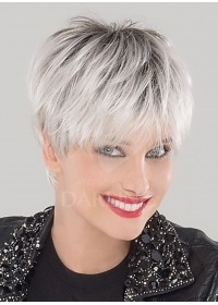 Цвет на фото: Silverblonde Rooted