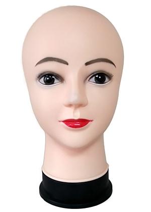 "манекен ""голова"" / пластик"