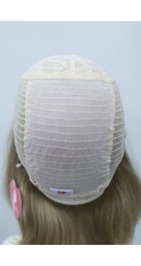 Натуральный парик с эффектом кожи головы